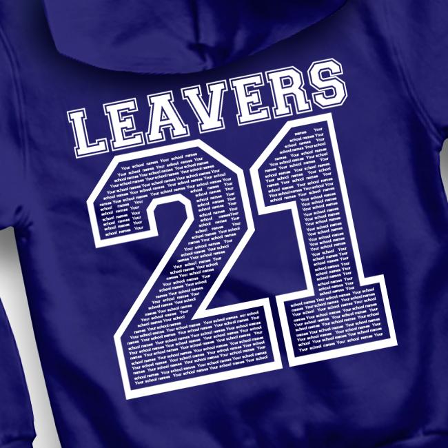 Stylish Year 11 Leavers Hoodies