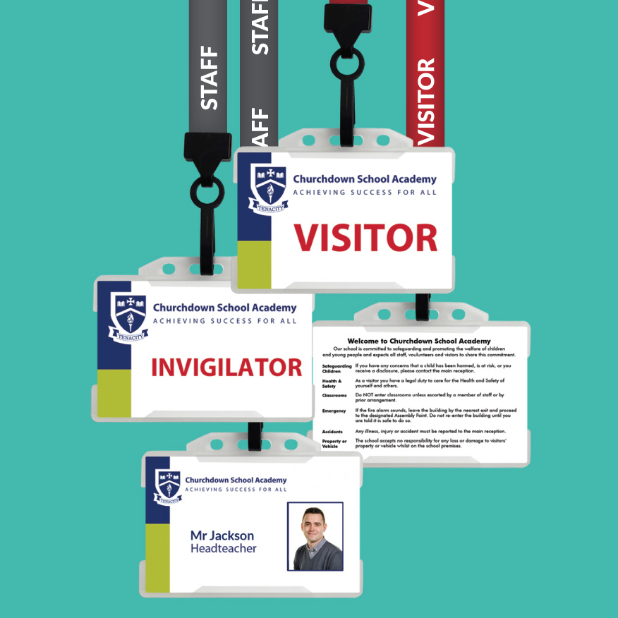 Bespoke Staff ID Cards
