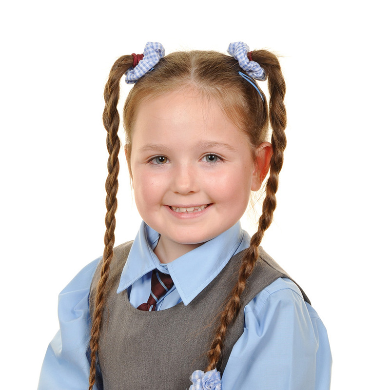 Contactless school photography