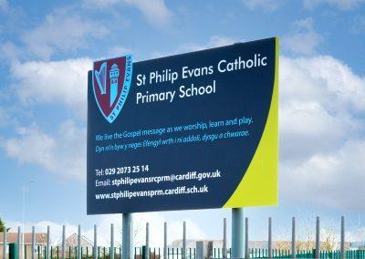 Primary School Signage