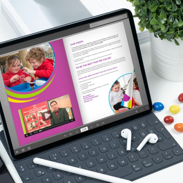 Interactive E-Prospectus