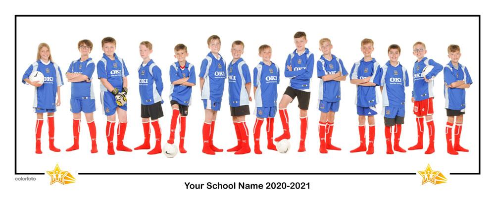 School sports club photos