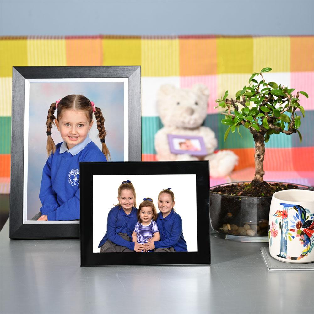 School portrait products