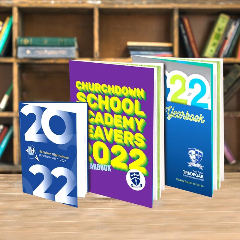 2022 Yearbook Design